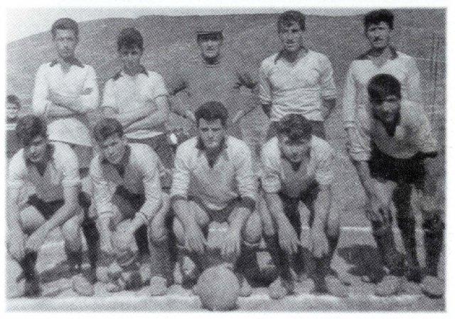 junior aris zugou aris zygoy 1965