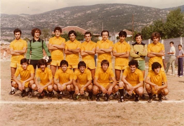 junior aris zugou omada 1981 82